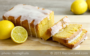 Iced Lemon Loaf (Barefoot Contessa)