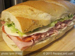 Easy Hot Italian Subs