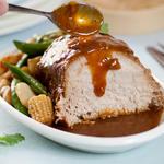 Crockpot Asian pork roast