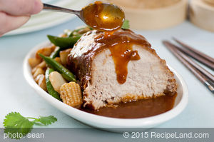 Slow-cooker Asian Pork Roast