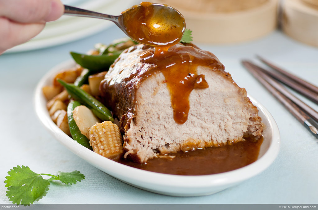 Slow-cooker Asian Pork Roast