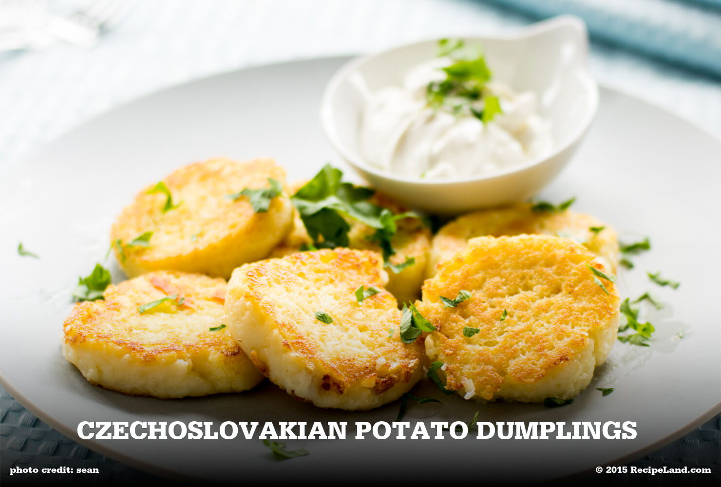 Czechoslovakian Potato Dumplings