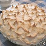 Lemon Party Meringue Pie