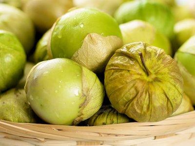 Green Tomatillo Mole