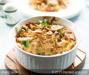He-Man's Tuna Noodle Casserole