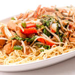 Lisa's Chicken Chow Mein