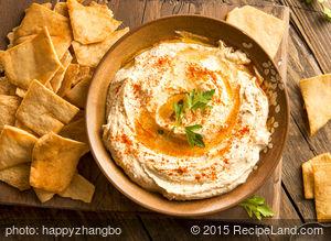 Hummus (Chick Pea Dip)