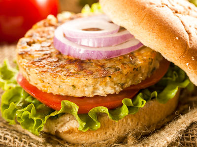 Burger Mix (Vegetarian)