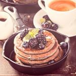 Leningrad Special Buckwheat Pancakes