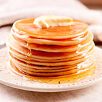 Buttermilk Pancakes for Two