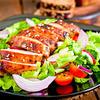 Grilled Szechuan Chicken Salad