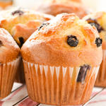 Non-Fat Blueberry Muffins