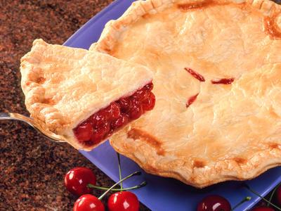 Summer Fresh Cherry Pie
