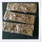 Protein Peanut Crunch Bars