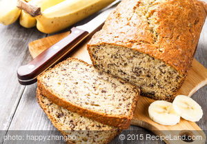 Kona Banana Bread