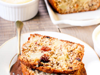 Hawaiian Pineapple Banana Bread