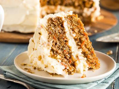 Marla Gibbs' Carrot Cake