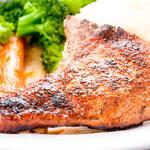 Pan Roasted Pork Loins