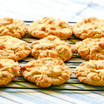 Peanut-Butter Butter Cookies