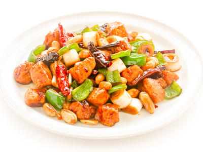 Delicious Kung Pao Chicken