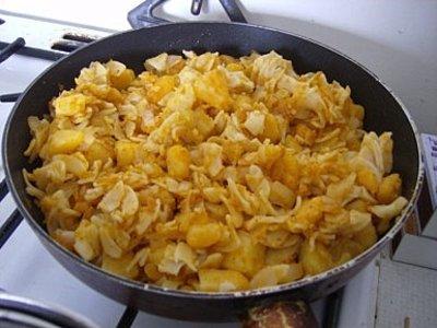 Granatír-Potato Noodles