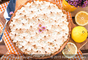 Lemon Meringue Tart