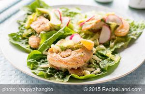 Spanish Chicken Salad