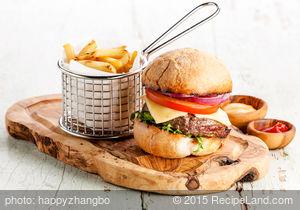 Bbq Cheeseburgers