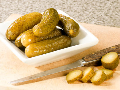 Spiced Pickles