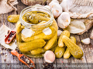 14-Day Sweet Pickles