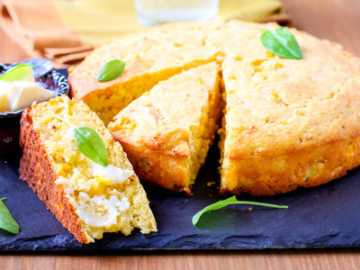 Corn Kernal Cornbread