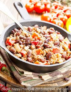 Bob's Chili Con Carne