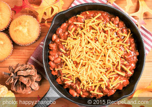 Beer Chili Con Carne