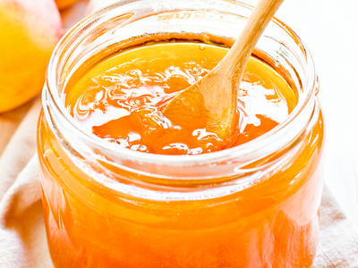 Apricot Lite Jam