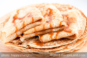 Biscuit Baking Mix Recipes...Quick Crepes