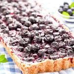 Summer Blueberry Tart