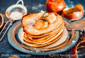Bakestone Pancakes