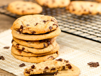 Huge Hit Chocolate Chip Pudding Cookies