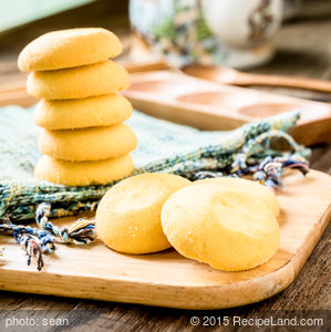 Cream Cheese Cookies--Cookie Press