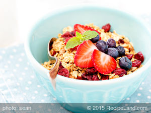 Very Yummy Granola