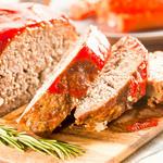 German Applesauce Meatloaf
