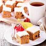 Applesauce Carrot Cake