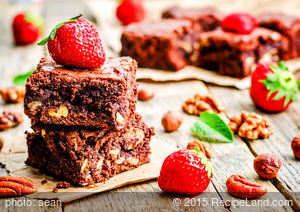Barbara' Incredible Brownies