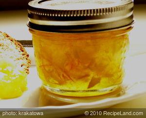 Mango Orange Marmalade