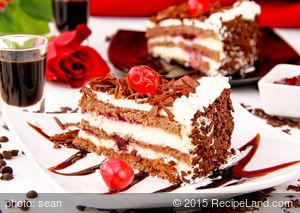 Mom's Black Forest Cake