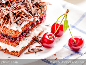 Simply Delicious Black Forest Cake