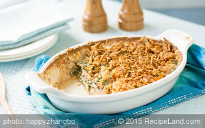 Anne's Original Green Bean Casserole