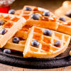 Super Easy Belgian Waffles