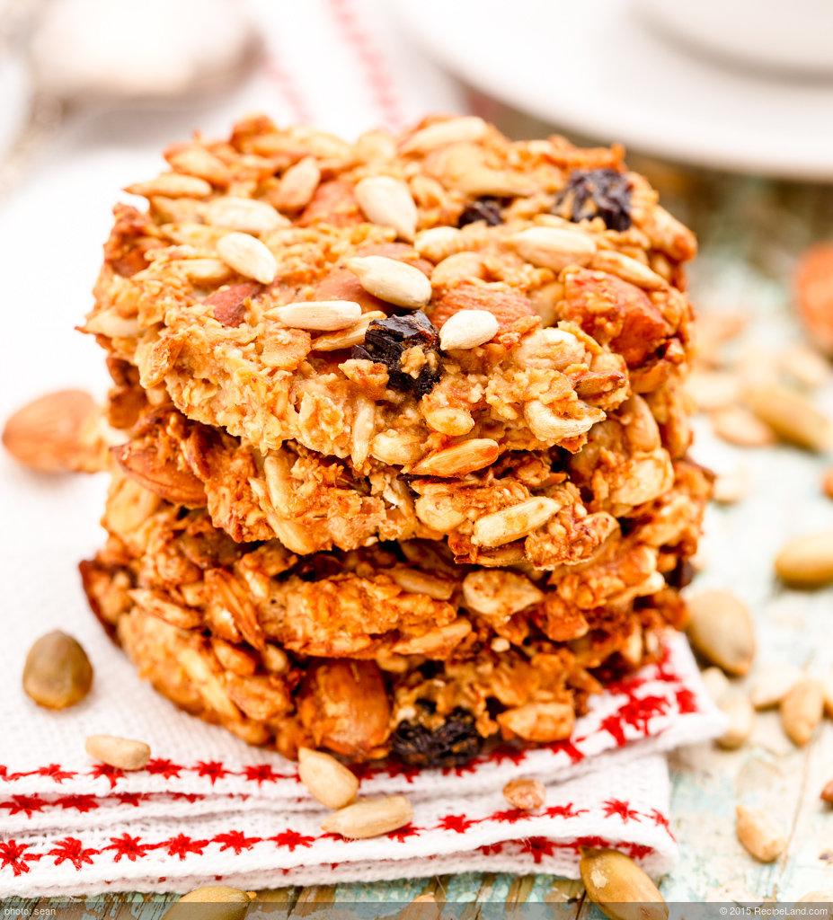 Diabetic Spice Oatmeal Cookies