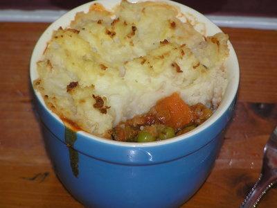 Vegetarian Cottage Pie
